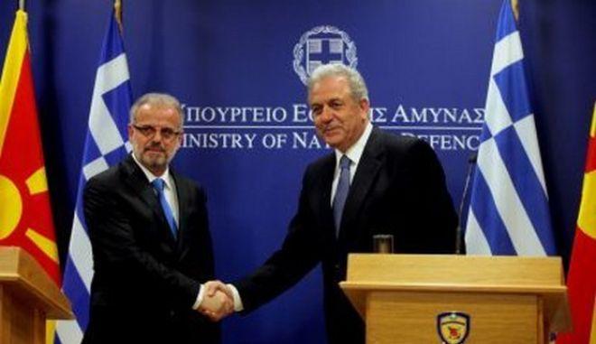 Αβραμόπουλος: Ομαλοποίηση των σχέσεων με ΠΓΔΜ, μέσω κοινά αποδεκτής ονομασίας