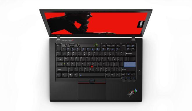 Ευτυχισμένα 25α Γενέθλια ThinkPad!