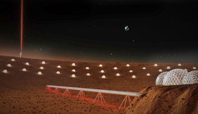Star City: Η ελληνική αρχιτεκτονική πάει στον πλανήτη Άρη