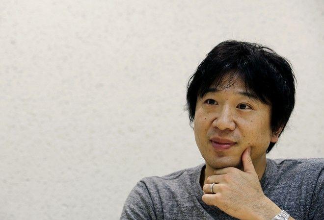 Ο Shigetaka Kurita, δημιουργός των emojis.