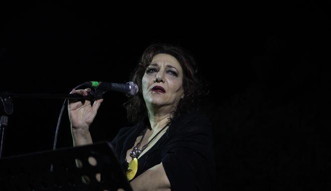 Η Ελένη Βιτάλη