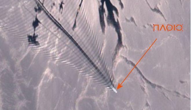 Ο Σαρωνικός με μπονάτσα - Μοναδικές φωτογραφίες από δορυφόρο