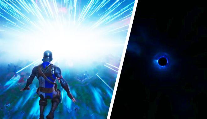 Fortnite: Οι παίκτες πιστεύουν ότι αποκωδικοποίησαν τα νούμερα της μαύρης τρύπας