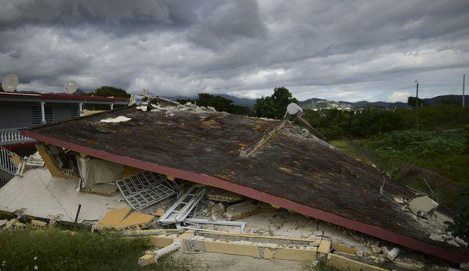 Σεισμός 5,2 Ρίχτερ στο Πουέρτο Ρίκο