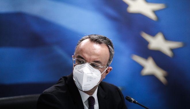 Σταϊκούρας: Συνέχιση της δημοσιονομικής ευελιξίας και το 2022