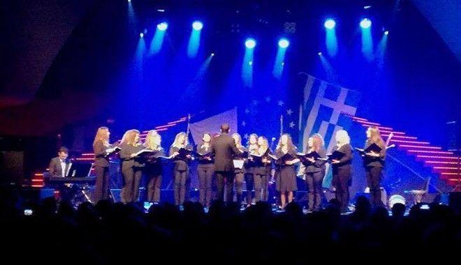 '12 ώρες για την Ελλάδα' και ένας σύγχρονος Λόρδος Βύρωνας από το Βέλγιο