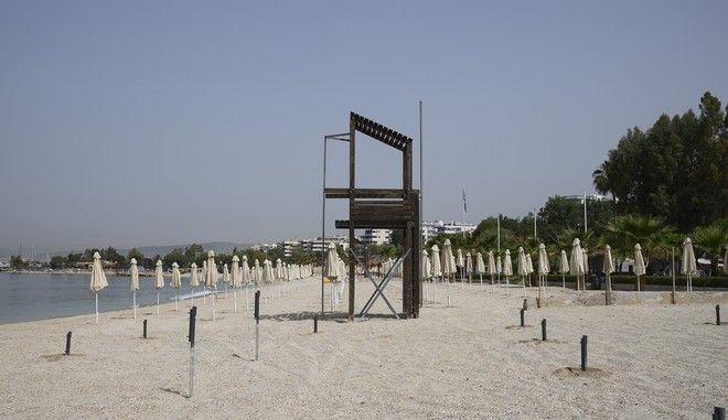 Έτσι διαμορφώνονται οι οργανωμένες παραλίες