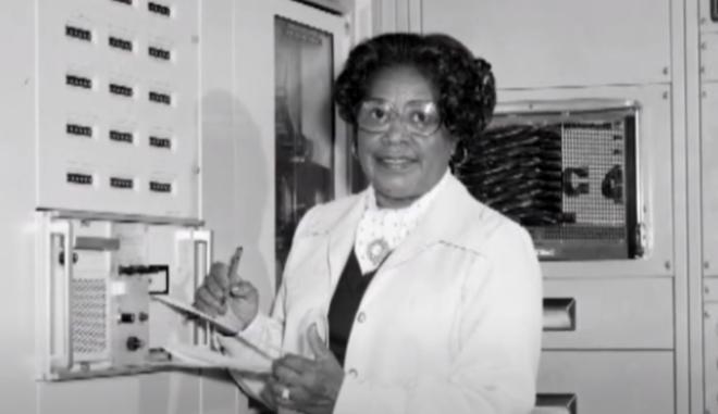 Η Mary Jackson επιστήμονας της NASA