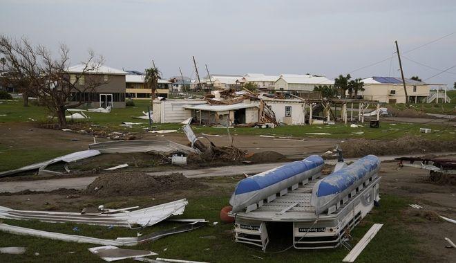 ΗΠΑ: Τους 26 νεκρούς έφθασε ο απολογισμός των θυμάτων του κυκλώνα Άιντα
