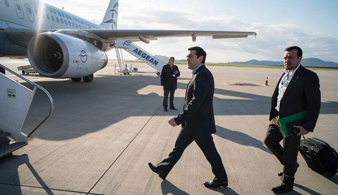 Τσίπρας: Είτε δεν θέλουν συμφωνία είτε εξυπηρετούν συγκεκριμένα συμφέροντα στην Ελλάδα