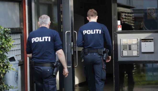 Αστυνομικοί στην Κοπεγχάγη