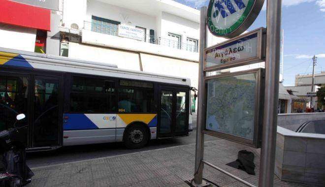 Άγνωστος τηλεφώνησε για βόμβα στο μετρό του Αιγάλεω