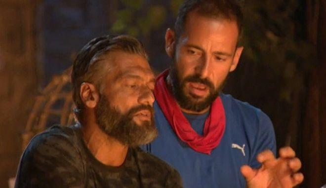 Survivor: Κρητικός για Σώζωντα - Έκανε την ανάγκη του εκεί που ξαπλώναμε