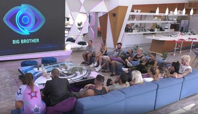 Οι παίκτες του Big Brother 2