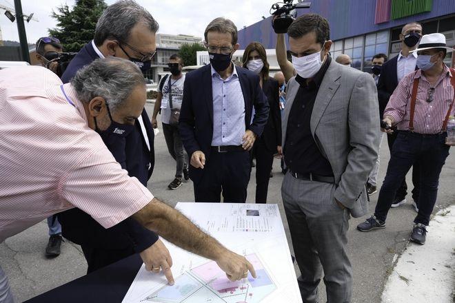 Τσίπρας: Απαιτούνται κεντρικές παρεμβάσεις στην οικονομία