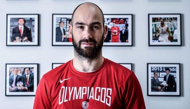 """Βασίλης Σπανούλης στο Sport24.gr: """"Αυτοί με εμπιστεύτηκαν και με πίστεψαν"""""""