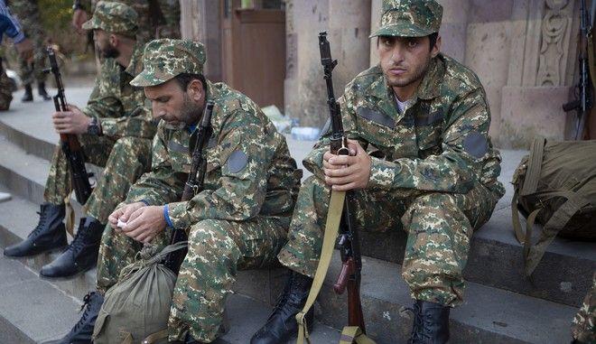 Συνεχείς συγκρούσεις στο Ναγκόρνο Καραμπάχ