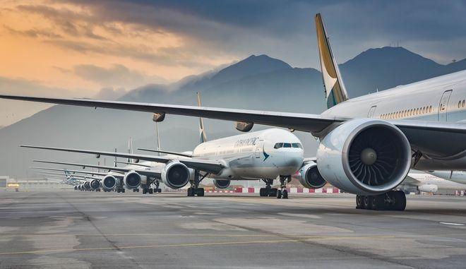 Σε δημοπράτηση μεγάλο έργο αναβάθμισης του αεροδρομίου Χίου