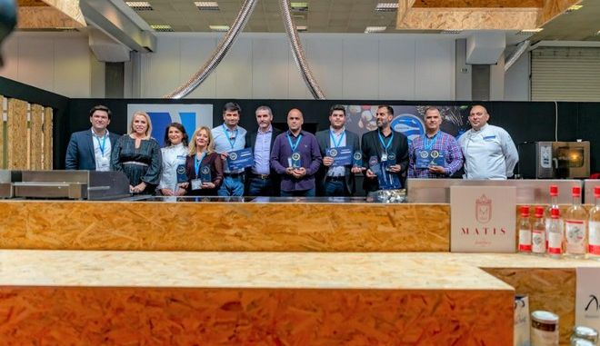Βραβεία 7ης ΕΞΠΟΤΡΟΦ 2020: Τα προϊόντα που ξεχώρισαν