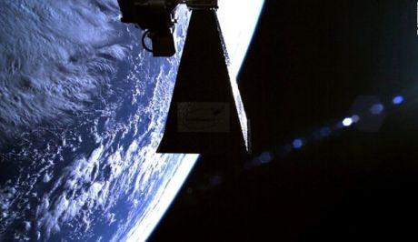 Χρήση δορυφόρων για την καταπολέμηση του εγκλήματος από το διάστημα