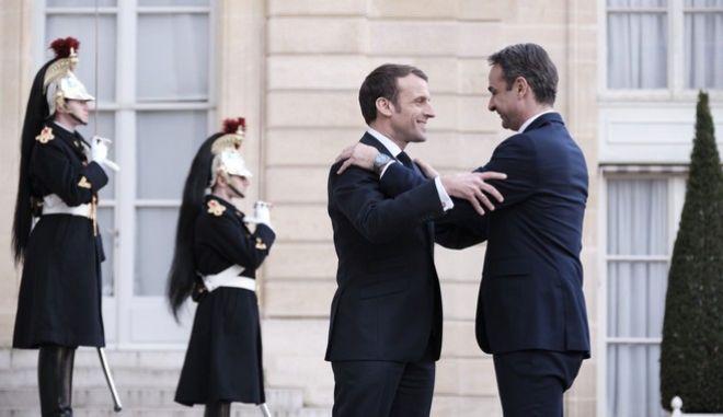 Αμυντική συμφωνία Ελλάδας- Γαλλίας απέναντι στην Τουρκία