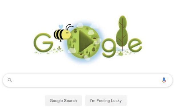 Ημέρα της Γης 2020: Η Google τιμά τον πλανήτη μας με doodle