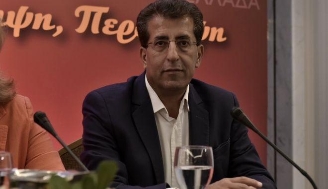Ο πρώην βουλευτής του ΠΑΣΟΚ, Δημήτρης Καρύδης