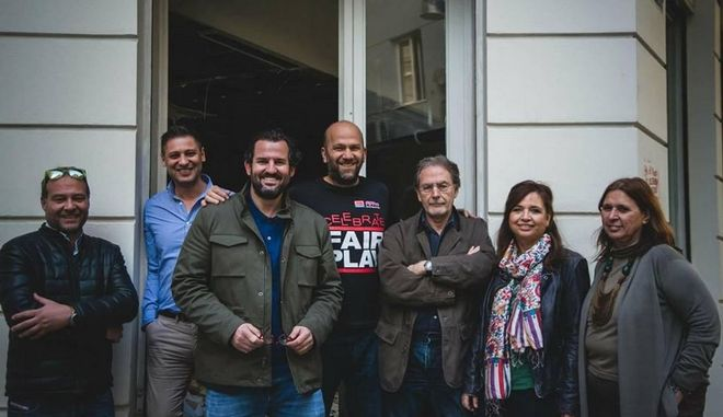 """Η """"Σχεδία"""" αποκτά νέο σπίτι στην οδό Κολοκοτρώνη"""