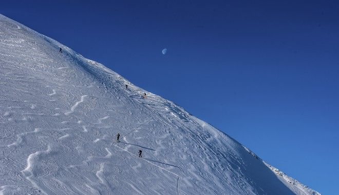 Στιγμιότυπο από τις Ελβετικές Άλπεις