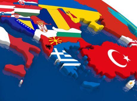 Αποτέλεσμα εικόνας για βαλκανια χαρτης