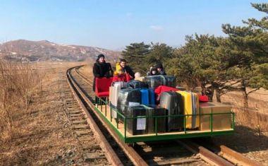 Ρωσία: Επιστροφή διπλωμάτη από τη Βόρεια Κορέα με ταξίδι του... 19ου αιώνα