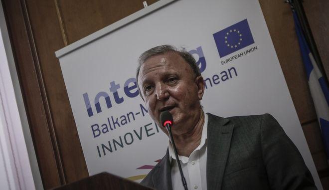 Ο βουλευτής του ΣΥΡΙΖΑ Σάκης Παπαδόπουλος