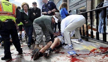 Οι βόμβες στη Βοστώνη:Μια νέα τρομοκρατική προβοκάτσια;