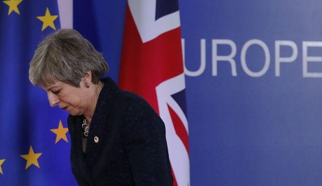 Θρίλερ με το Brexit