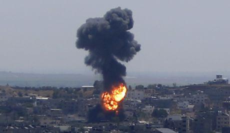 Ο στρατός του Ισραήλ μπήκε στη Γάζα