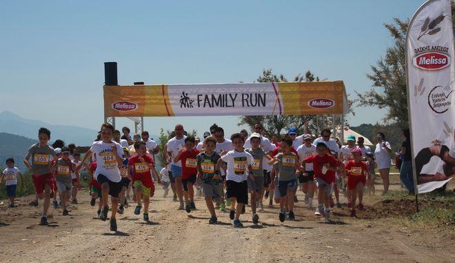 Family Run 2015: Κάθε οικογένεια, μια ομάδα!