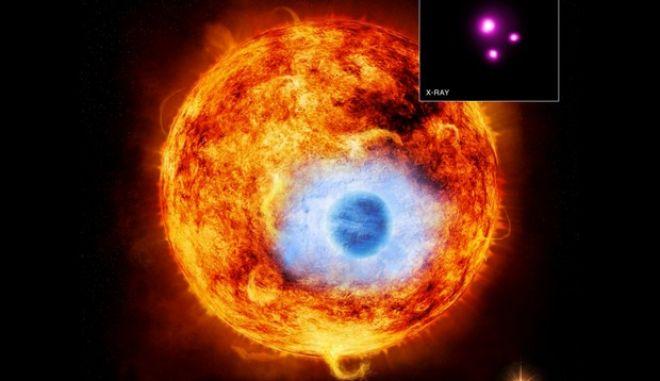 Λιώνει και σίδερο. Εξωπλανήτης με 'κολασμένη' ατμόσφαιρα 3.000 βαθμών Κελσίου