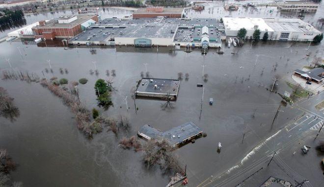 Φωτό αρχείου: Πλημμύρες στις ΗΠΑ