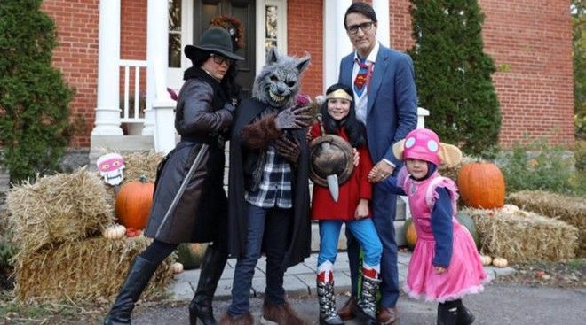 Halloween: O Τζαστίν Τριντό είναι επίσημα από άλλο πλανήτη