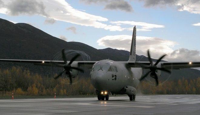Φωτό αρχείου: Αεροσκάφος C-27J Spartan