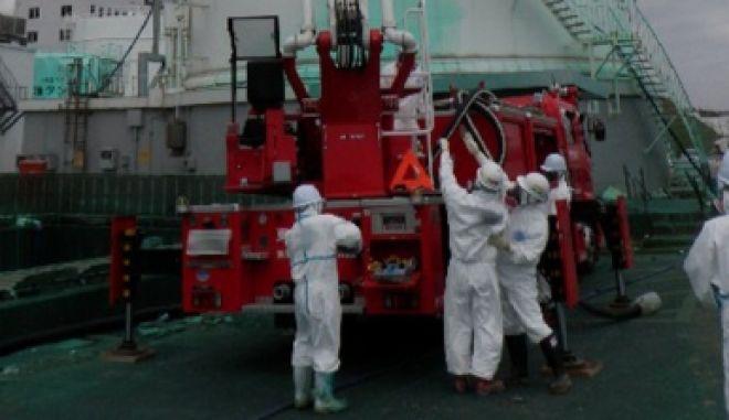 Με προβλήματα υγείας εργαζόμενοι της Φουκουσίμα