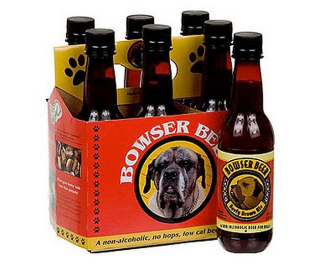 Στο εμπόριο η πρώτη μπύρα για σκύλους
