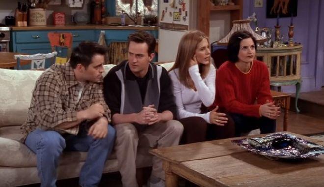 Friends: Αυτή είναι η σκηνή που σκανδάλισε και 'κόπηκε'