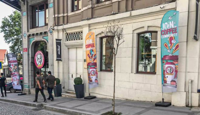 Η Τουρκία γίνεται η 11η χώρα όπου αποκτά παρουσία η αλυσίδα καφέ Mikel