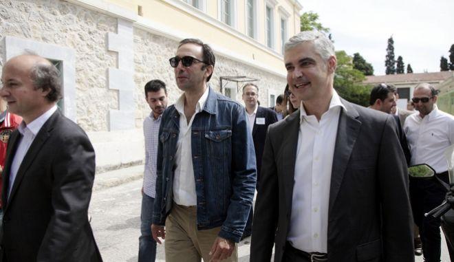 Ο 'Αρης Σπηλιωτόπουλος