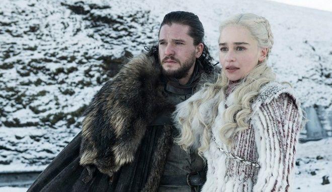Game of Thrones: Τα πρώτα καρέ από την τελευταία σεζόν - Ποιος ήρωας λείπει