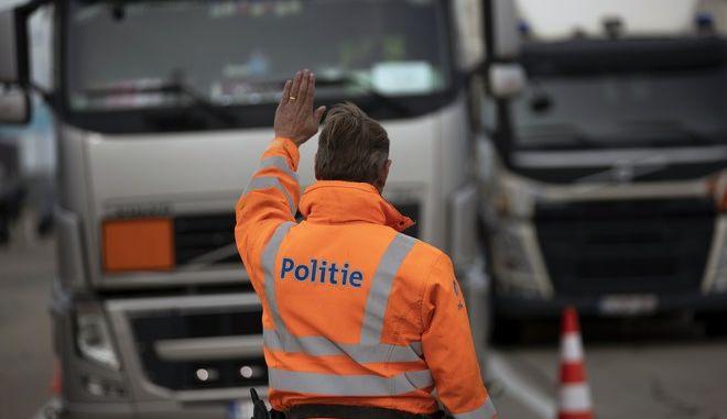 Αστυνομικός στο Βέλγιο