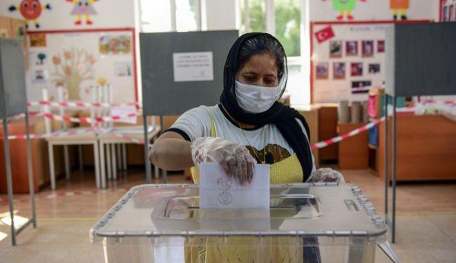 Εκλογές στα κατεχόμενα