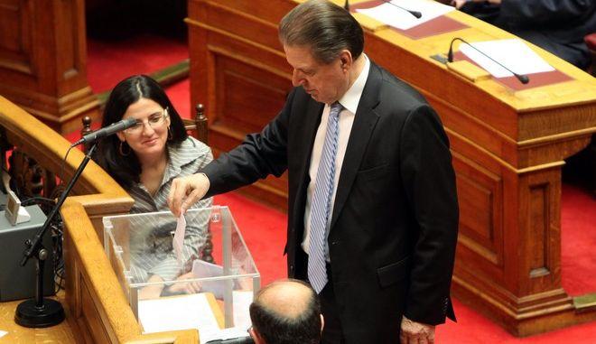 Εκλογή Προεδρείου της Βουλής, Παρασκευή 18 Μαΐου 2012. (EUROKINISSI / ΠΑΝΑΓΟΠΟΥΛΟΥ ΓΕΩΡΓΙΑ)