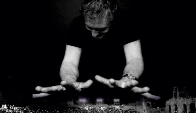 Sold out η συναυλία του Yann Tiersen στο Ηρώδειο